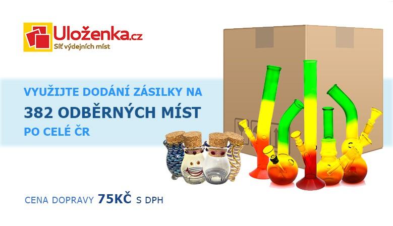 Doprava pres ulozenka.cz