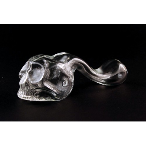 Pyrex Skull Clear